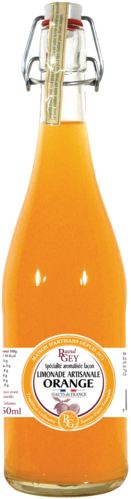 LIMONADE ARTISANALE ORANGE 75CL