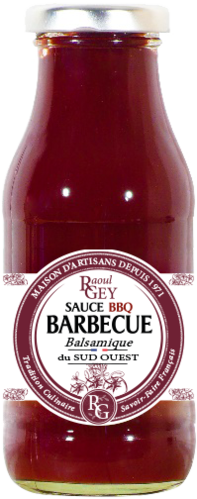 SAUCE BARBECUE 275G