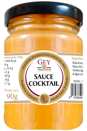 SAUCE FROIDE COCKTAIL 90G